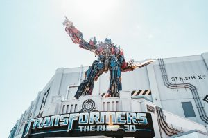 Transformers Product Placement