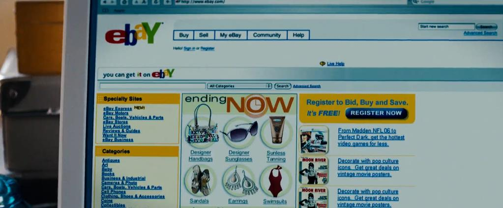 Transformers Product Placement - Marketing Psycho eBay
