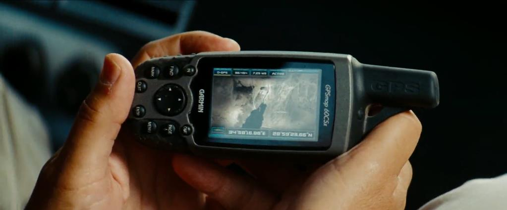 Transformers Product Placement - Marketing Psycho Garmin