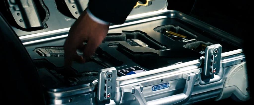 Transformers Product Placement - Marketing Psycho Rimowa