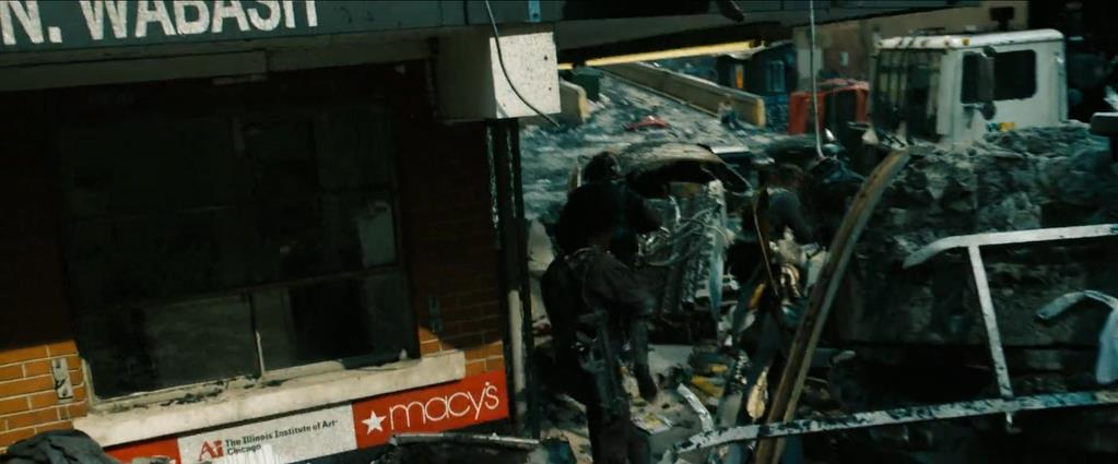 Transformers Product Placement - Marketing Psycho Macy's