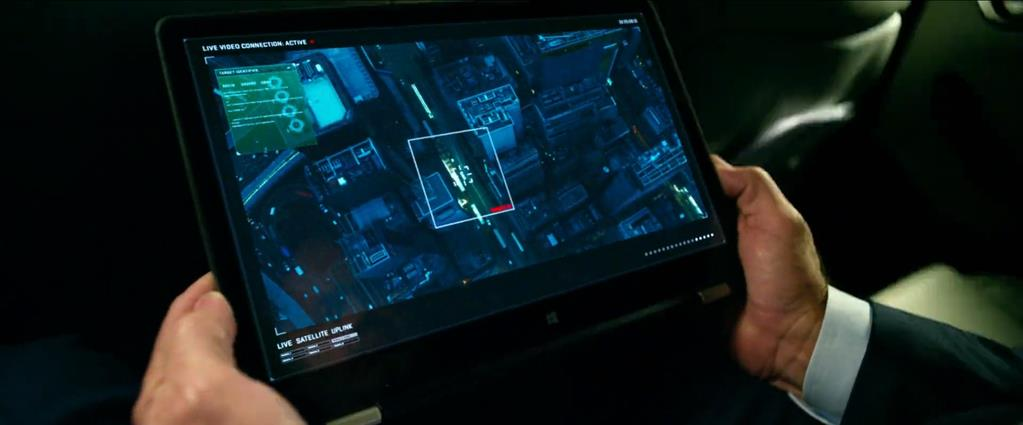 Transformers Product Placement - Marketing Psycho Microsoft Surface