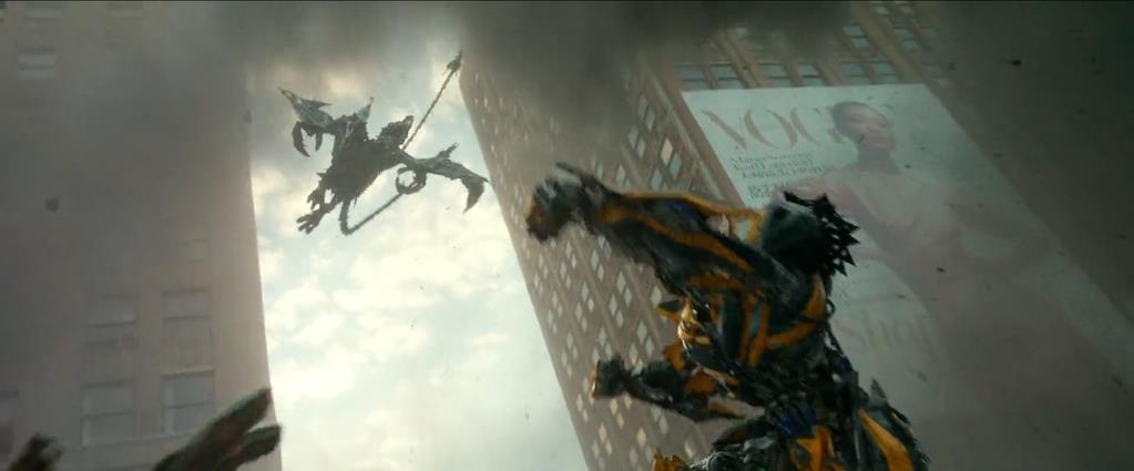 Transformers Product Placement - Marketing Psycho Vogue