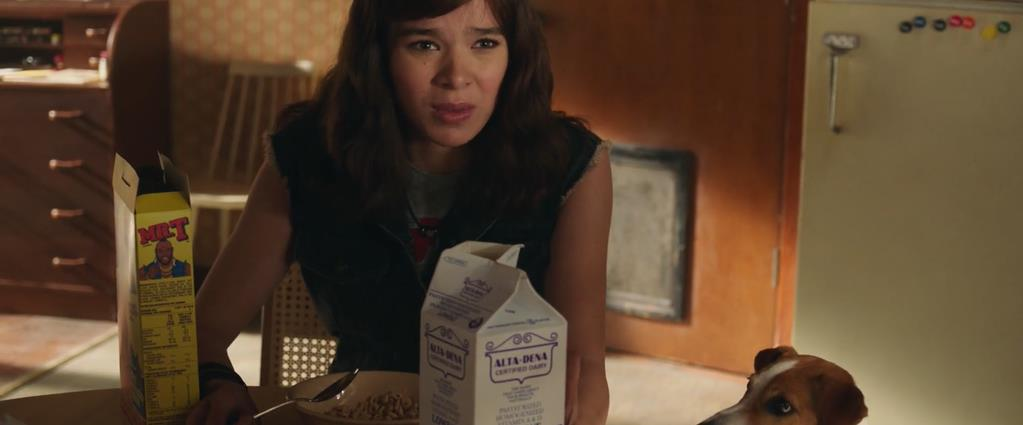 Transformers Product Placement - Marketing Psycho Mr. T Cereal and Alta-Dena milk