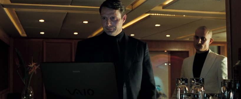 Sony Vaio James Bond Casino Royal
