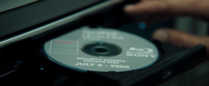 Sony Blu-ray disc James Bond Casino Royal