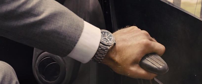 Omega watch James Bond Skyfall