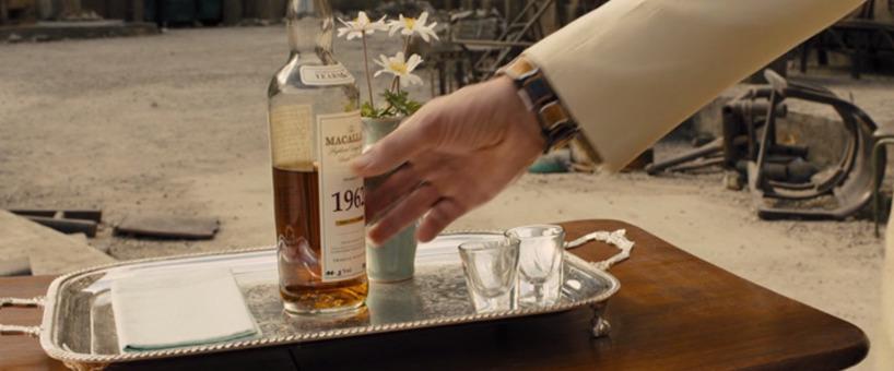 The Macallan whisky James Bond Skyfall