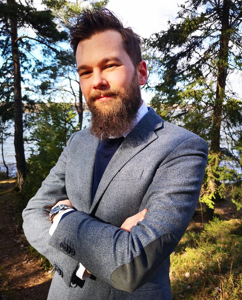 Martin Sahlqvist på Sahlqvist Marknadsutveckling AB