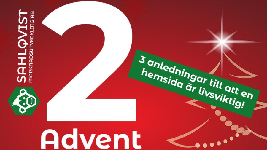 Glad 2 advent