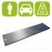 TempoTrax® Medium Mix IPLD/HDPE, 2 side pattern, 6 handholes  2400x1200