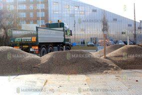 easier to pick up gravel