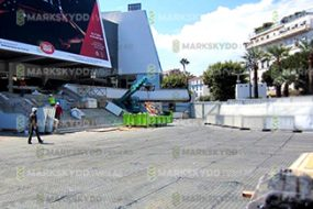 festival in cannes flooring