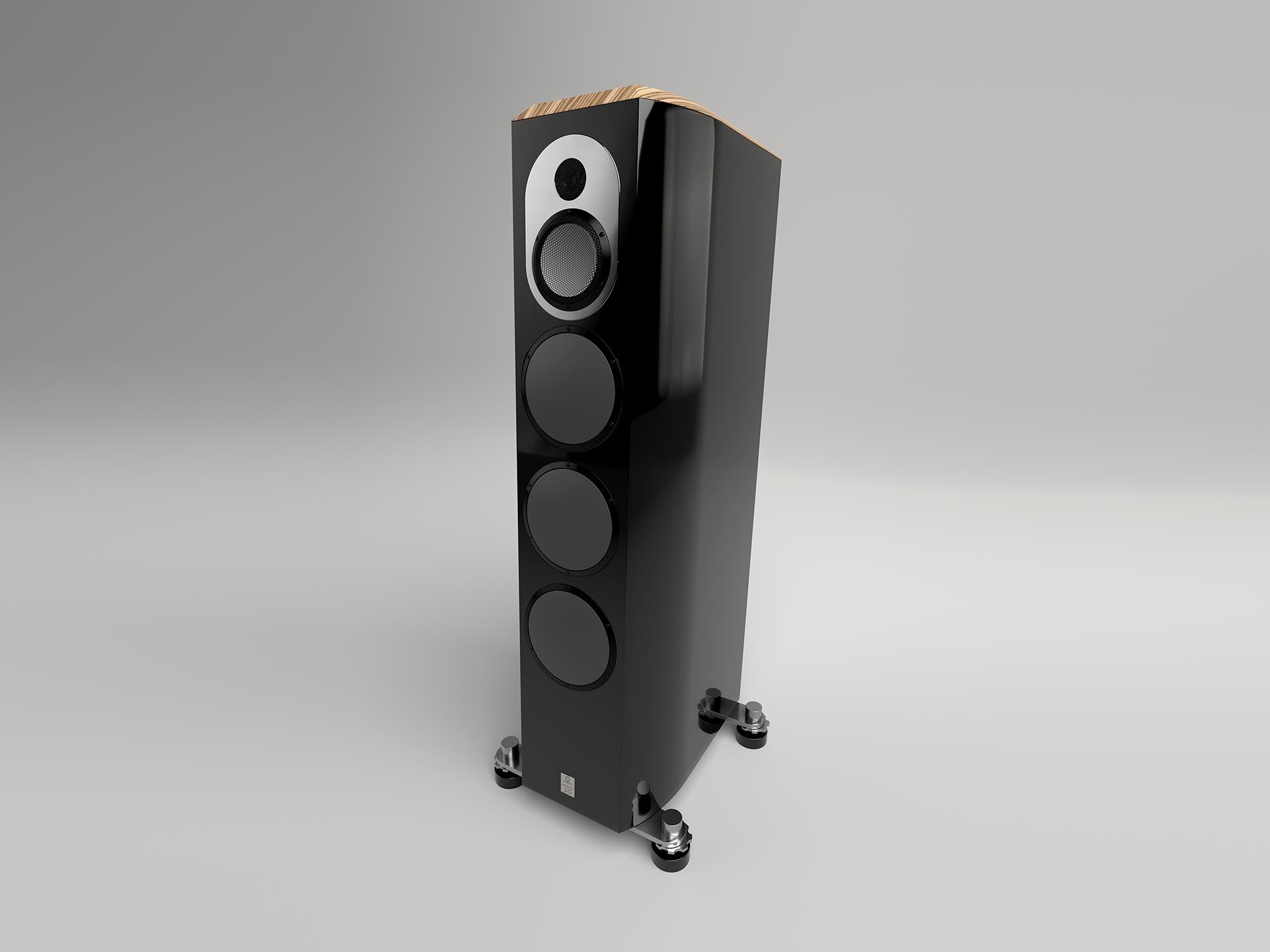 Best Design Marten Mingus Twenty Speaker