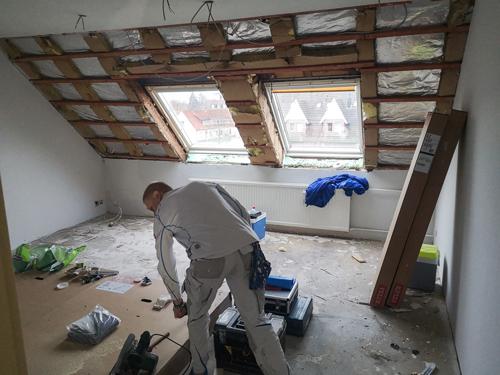 Wohnungssanierung Vorbereitung auf Neuvermietung