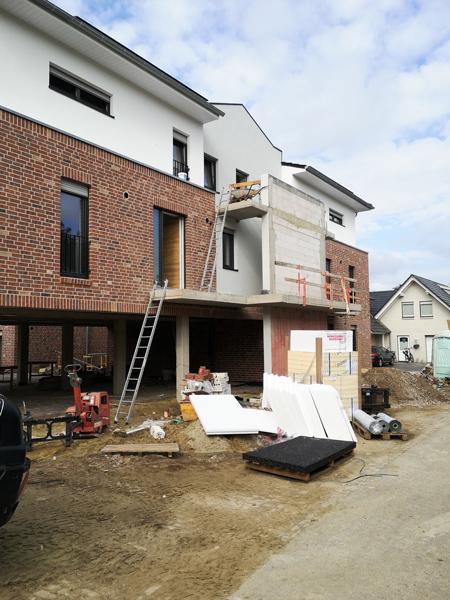 Fassade Sanierung 2020 Vechta