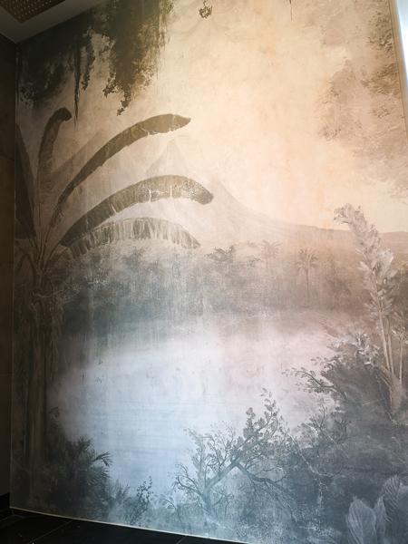 Poplawski Maler - Baustelle fugenlos Badezimmer 2020