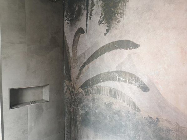 Sonderanfertigung der Tapete (Wandbekleidung) Vechta
