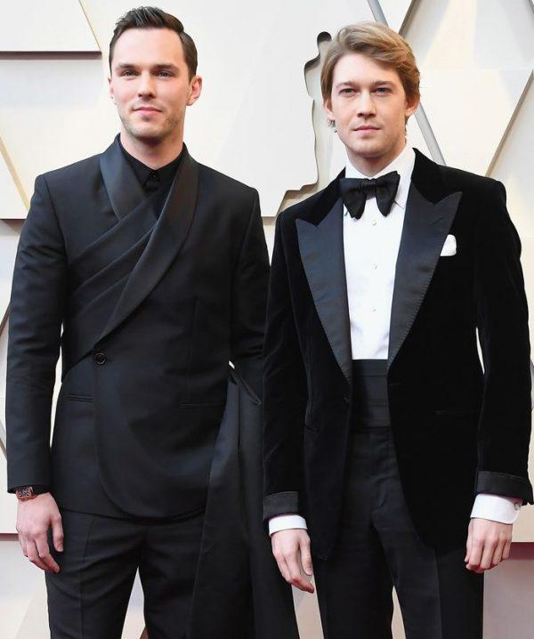 De bäst klädda männen på Oscarsgalan