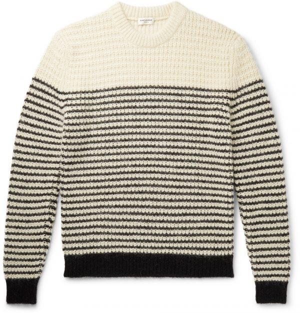 8 stickade tröjor som gör november-rusket snyggare