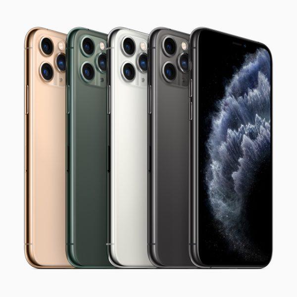 Allt du behöver veta om nya iPhone 11 Pro