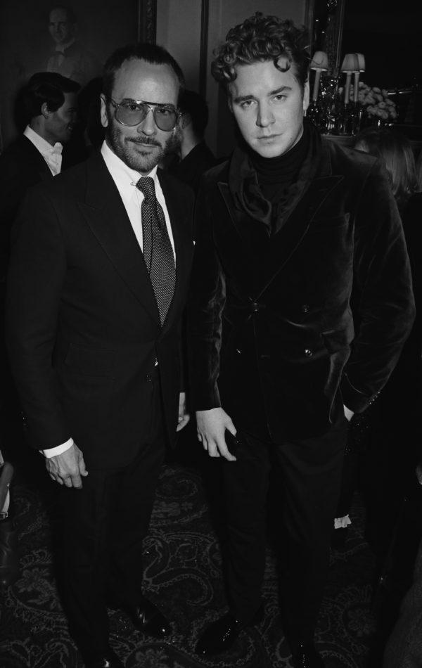 Se bilderna från Tom Fords exklusiva cocktailparty i London