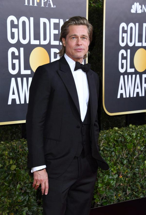 De bäst klädda männen på Golden Globe Awards i Los Angeles