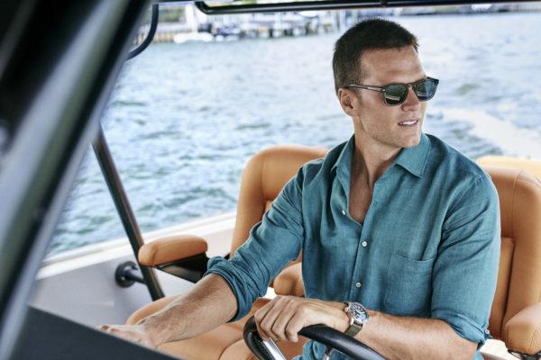 Det danska solglasögonmärket Christopher Cloos släpper kollektion med Tom Brady
