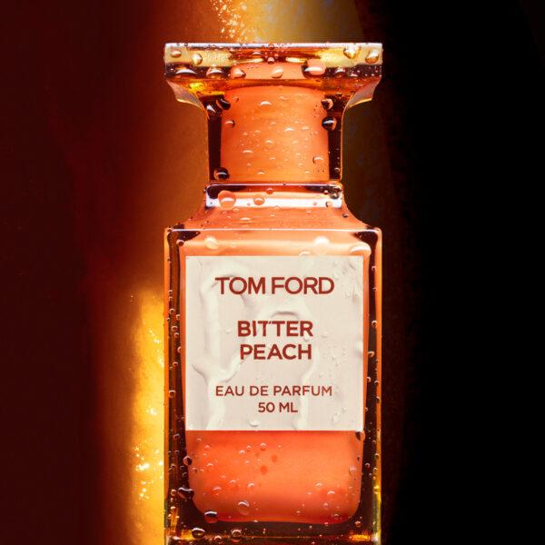 """Så doftar Tom Ford senaste parfymtillskott """"Bitter Peach"""""""