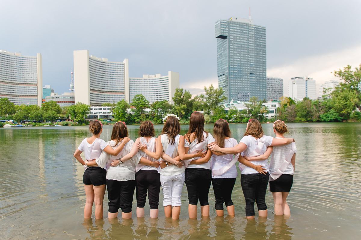 Junggesellen-Fotoshooting Wien