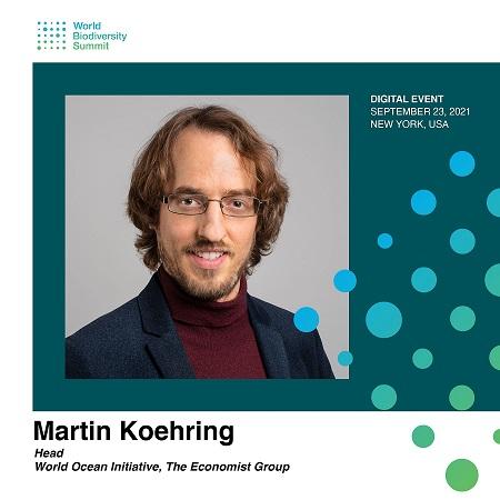 Speaking at World Biodiversity Summit