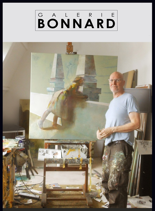 Martin Koole bij Galerie Bonnard in Nuenen