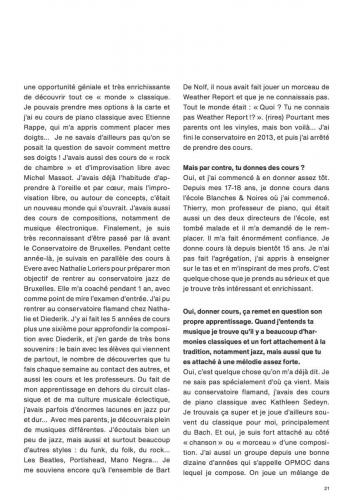 Les Lundis D'Hortense 114 - september 2021 4/9