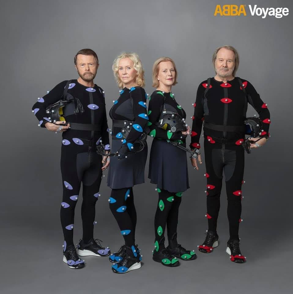 ABBA gjør comeback i 2021