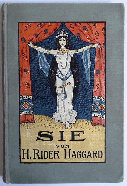 Rider Haggard SIE