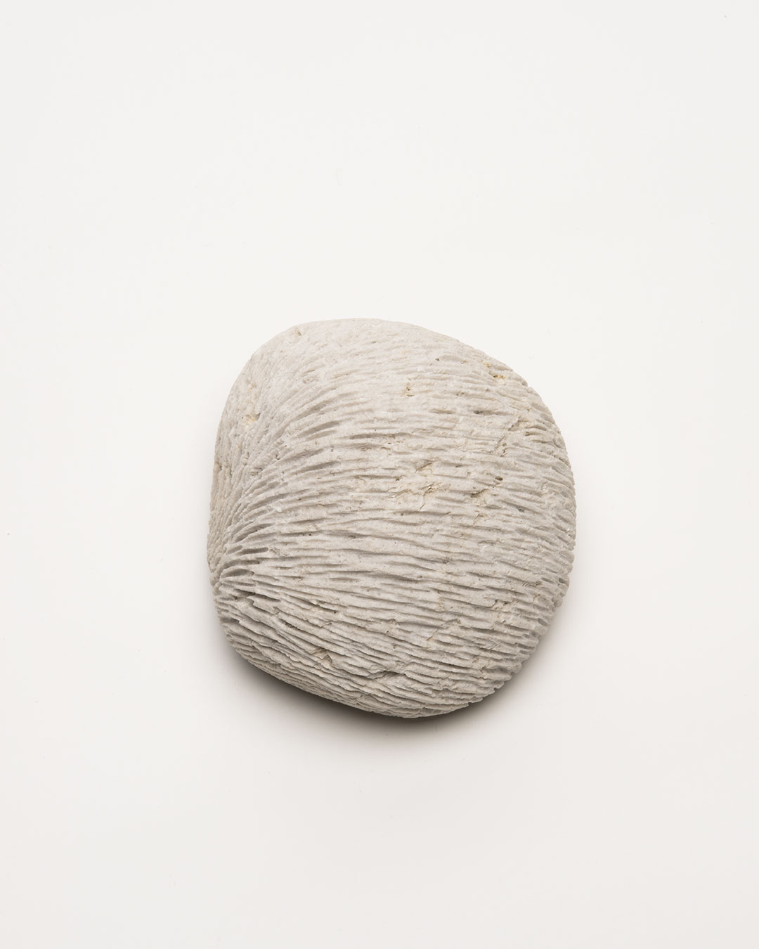 Vivi Touloumidi, What Will the Cosmos Say? 2013, brooch, pumice stone, steel, 90 x 75 x 50 mm, €280 (image: front)