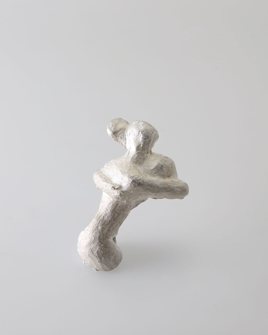 Juliane Brandes, untitled, 2016, brooch; silver, 60 x 40 x 15 mm, €1460