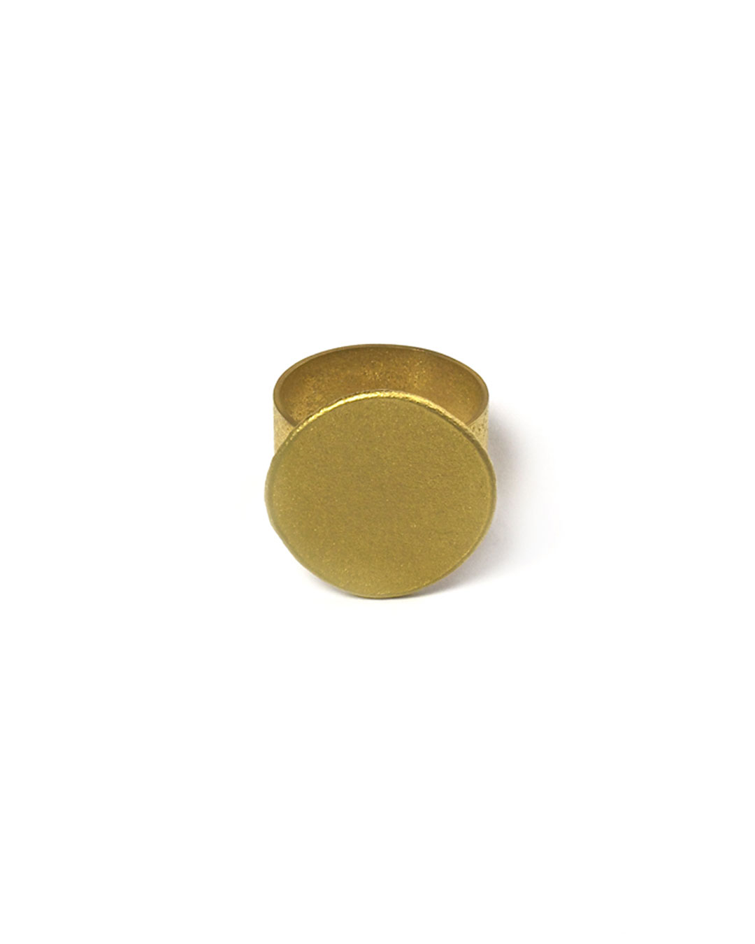 Karin Johansson, untitled, 2010, ring; 18ct gold, 20 x 20 x 20 mm, €2500