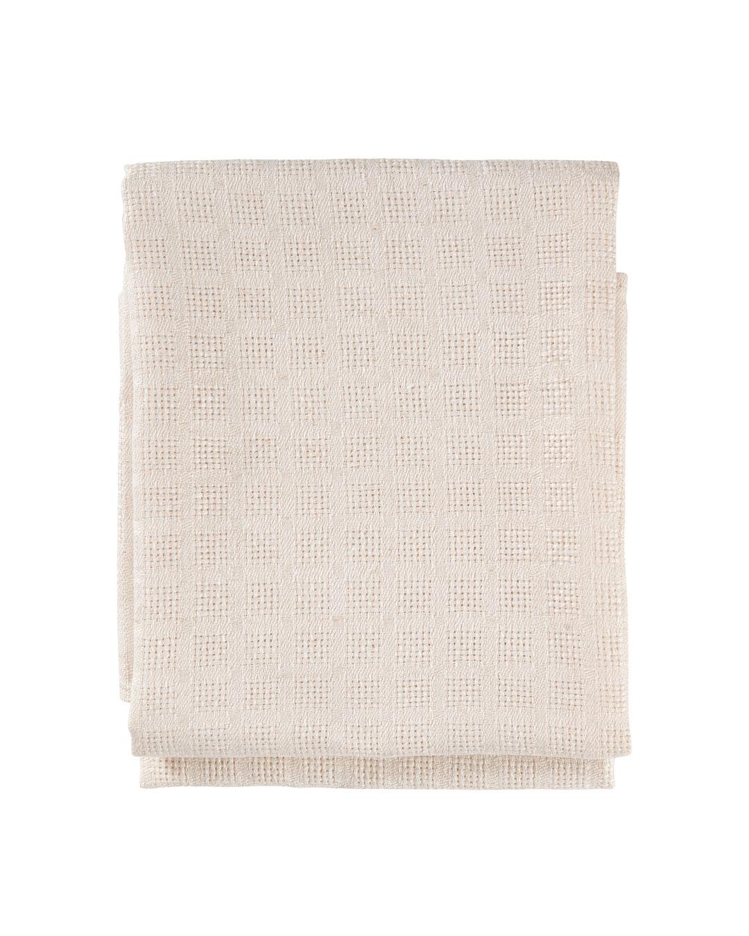 Annelies Planteijdt, Mooie stad – Collier en theedoeken (Beautiful City - Necklace with Tea Towels), 2017, tea towel  (image 3/3)