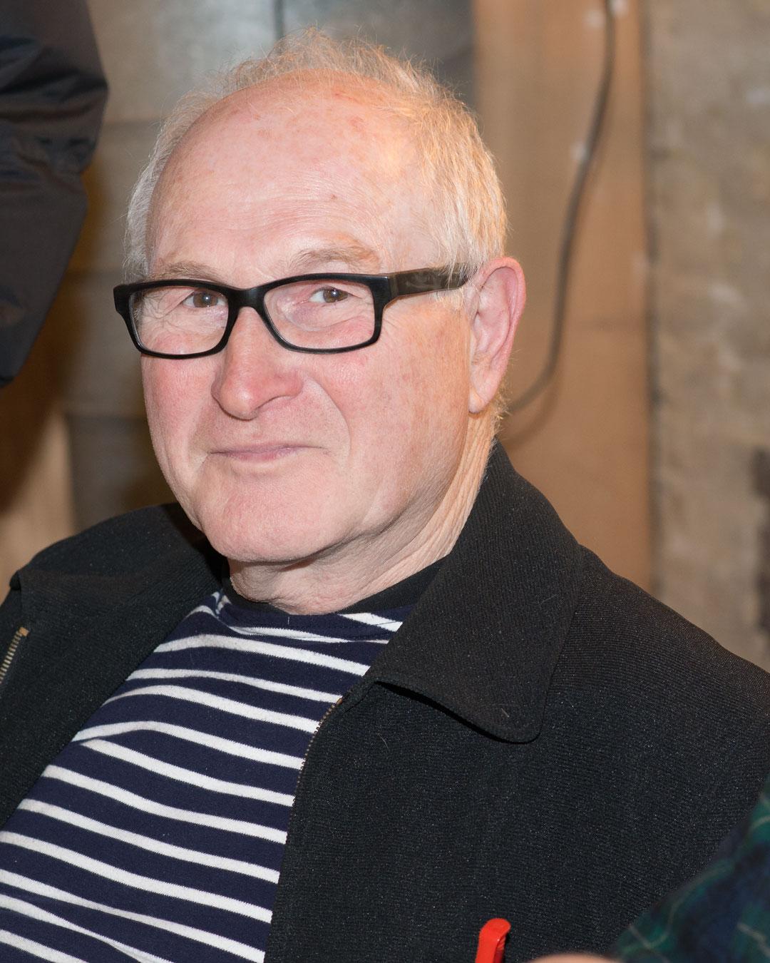 Winfried Krüger, 2015