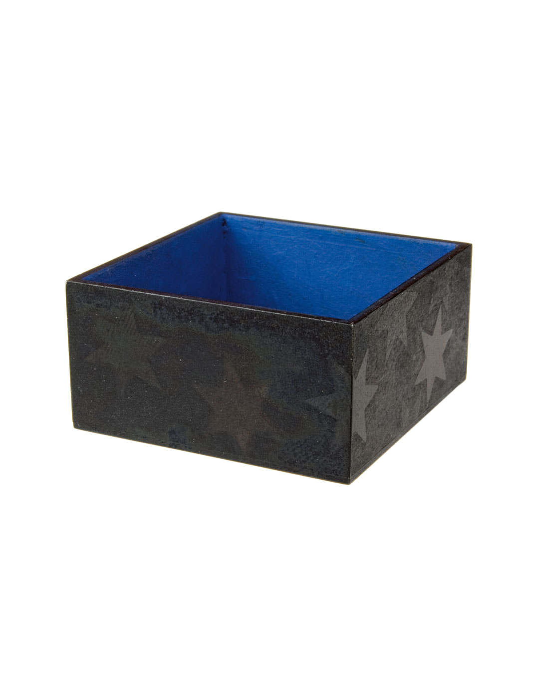 Tore Svensson, Box , 2009, brooch; etched and painted steel, 40 x 40 x 20 mm, €605