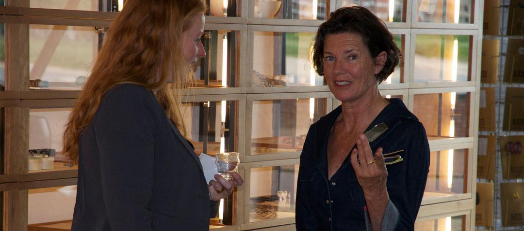 Brigitte Spiegeler and Johanna Dahm, 2011