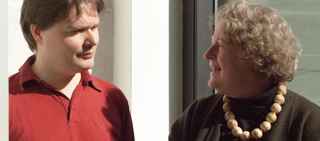 Michiel Heffels en Marjan Unger, 2008