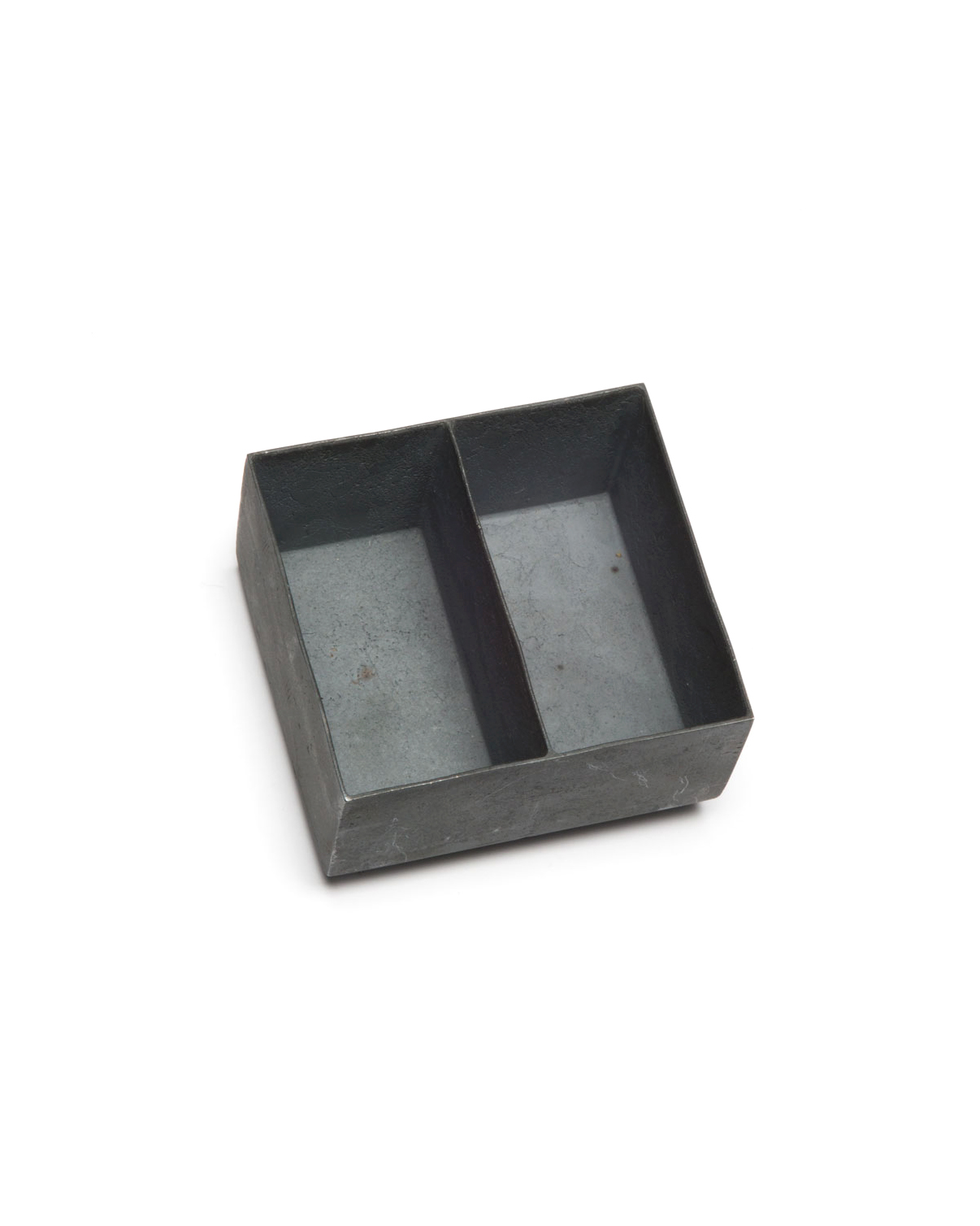 Winfried Krüger, untitled, 2008, brooch; oxidised silver, 60 x 60 x 30 mm, €1700