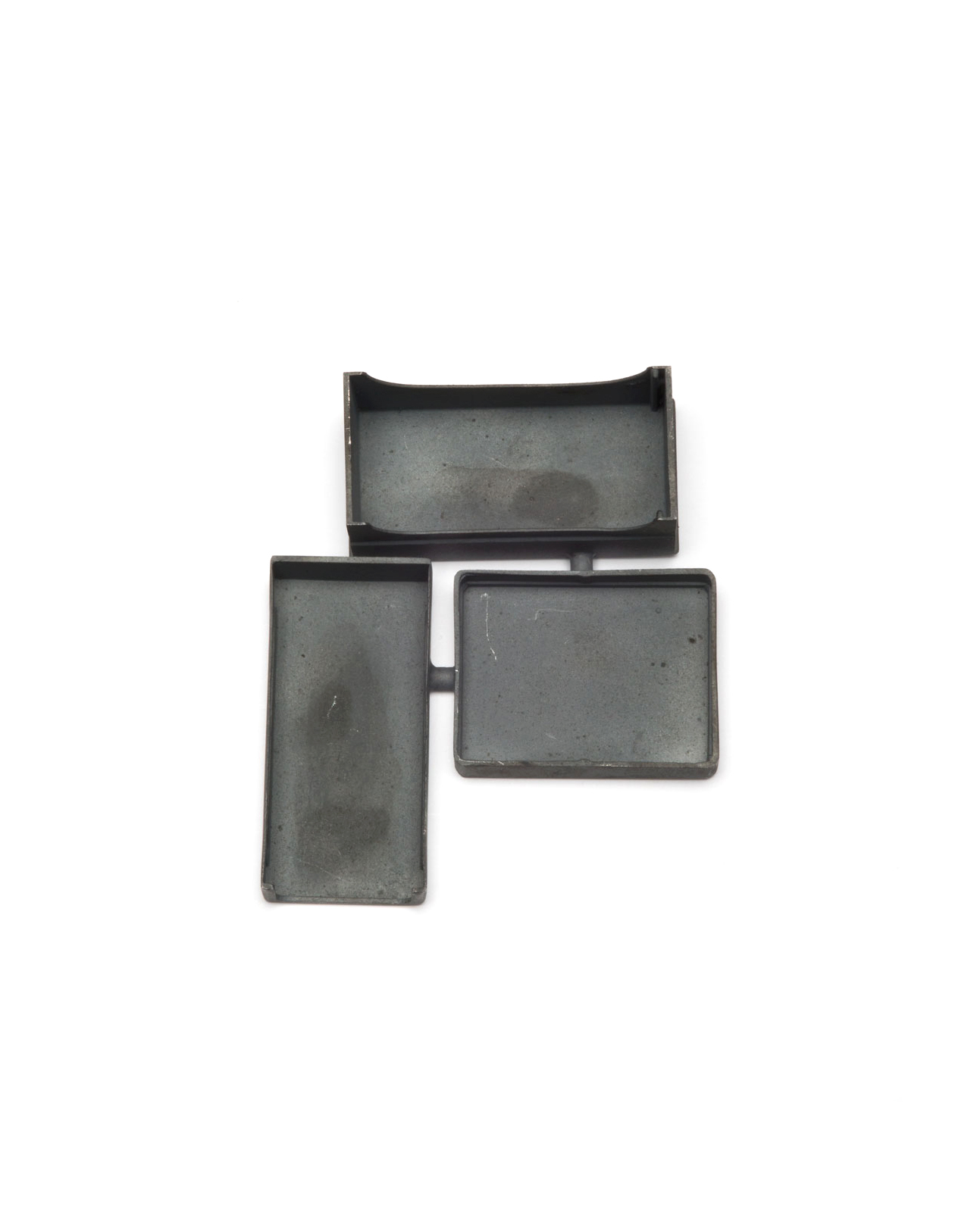 Winfried Krüger, untitled, 2008, brooch; oxidised silver, 80 x 75 mm, €2180