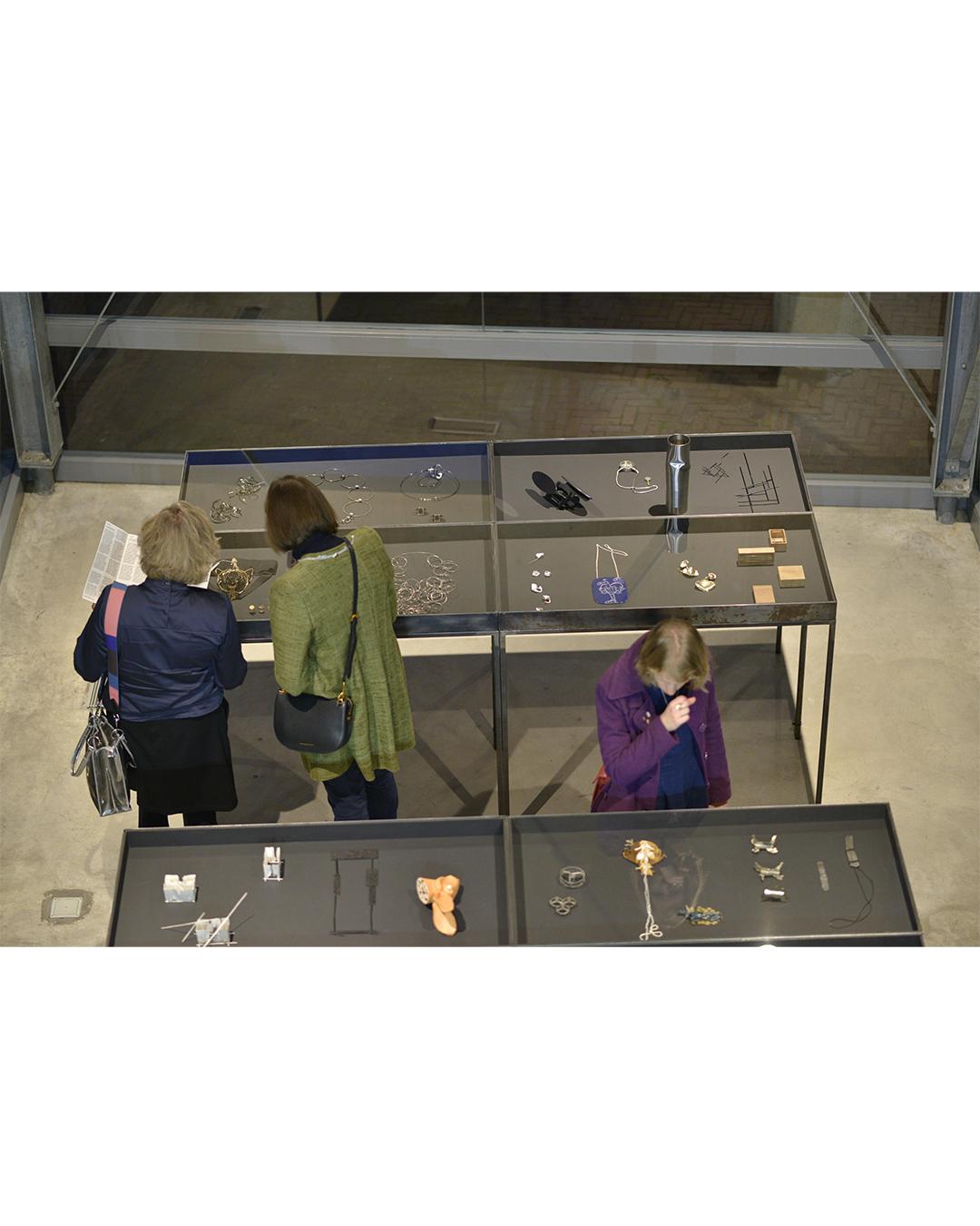 Exhibition Eva Eisler and Alumni, Galerie Marzee, 2019