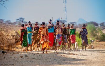Hva kreves for å reise til Masai Mara ?