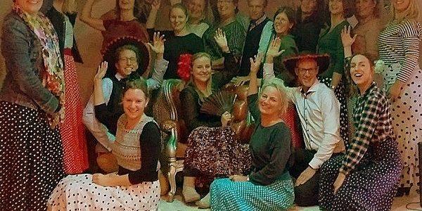 Flamenco workshop Groepsuitje in Utrecht