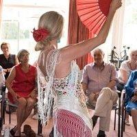 flamenco optreden Flamenco @ ajax - barcelona