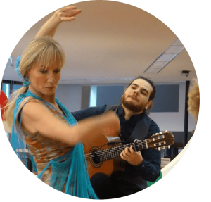 Flamencoworkshop